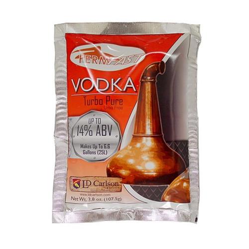 Fermfast Vodka Dry Turbo Yeast - 107.5 gram