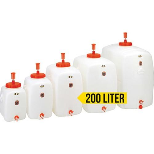 Speidel Plastic Fermenter  - 52.8 gal (200l)
