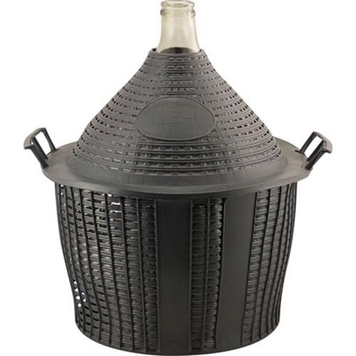 34 Liter Glass Demijohn ~9 Gallon (Italian)
