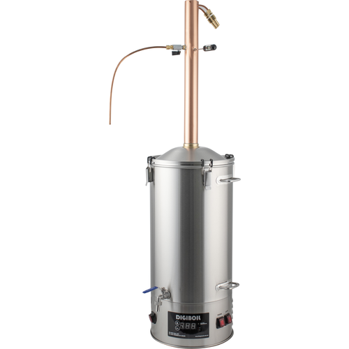 DigiBoil Still Kit with Copper Reflux Still - 35L (110v)