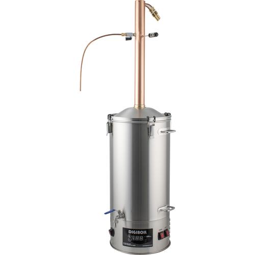 DigiBoil Still Kit with Copper Reflux Still - 35L (110v)