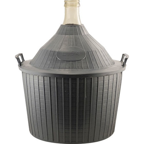 54 Liter Glass Demijohn ~15 Gallon (Italian)