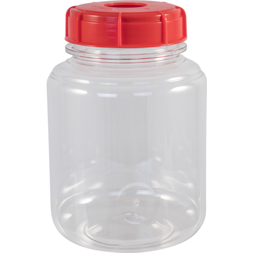 1 Gallon FerMonster PET Wide Mouth w/ Lid