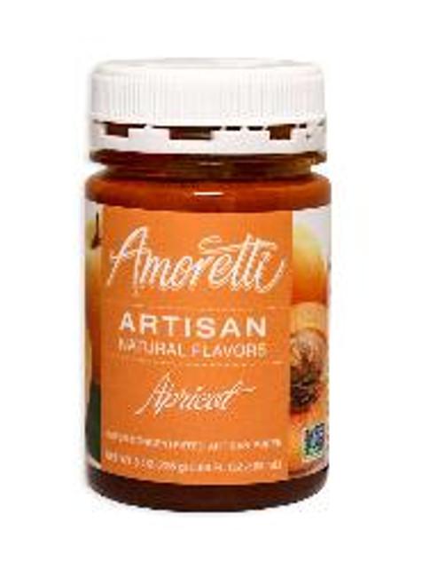 Apricot Amoretti Artisan Fruit Puree 8oz
