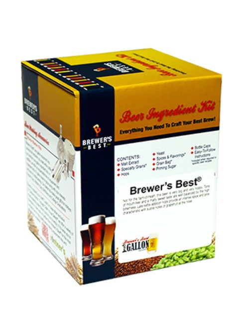 Brewer's Best One Gallon American Red Ale