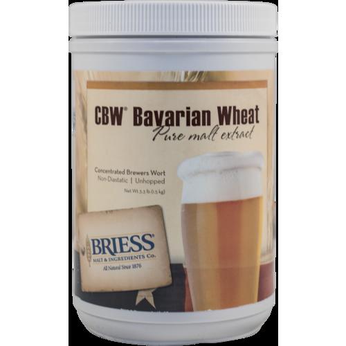 Briess Bavarian Wheat Malt Extract 3.3lb