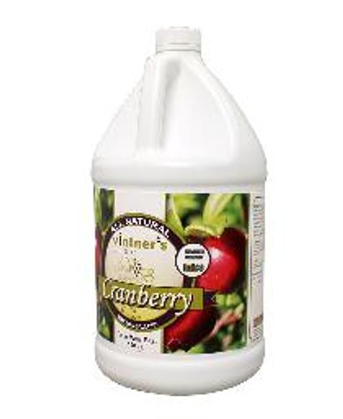 Vintner's Best Cranberry Fruit Wine Base 128 OZ (1 gallon)