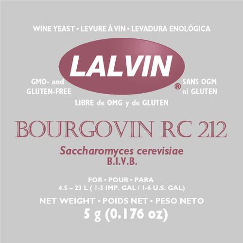 Lalvin - RC-212