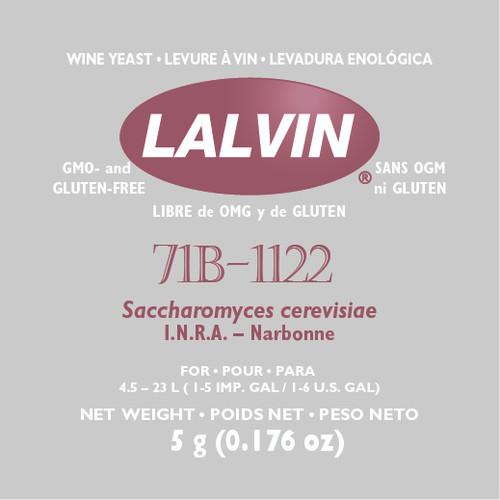 Lalvin - 71B-1122