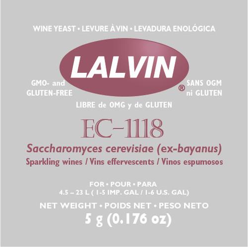 Lalvin - EC-1118