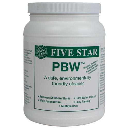 P.B.W. Powdered Brewery Wash 4lb