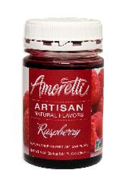 Raspberry Amoretti Artisan Fruit Puree 8oz