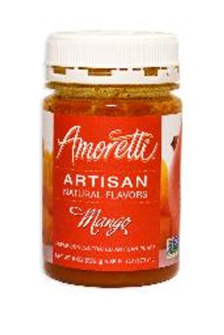Mango Amoretti Artisan Fruit Puree 8oz