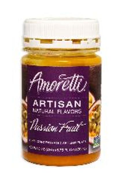 Passionfruit Amoretti Artisan Fruit Puree 8oz
