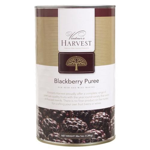 Blackberry Vintners Harvest Fruit Puree 49oz