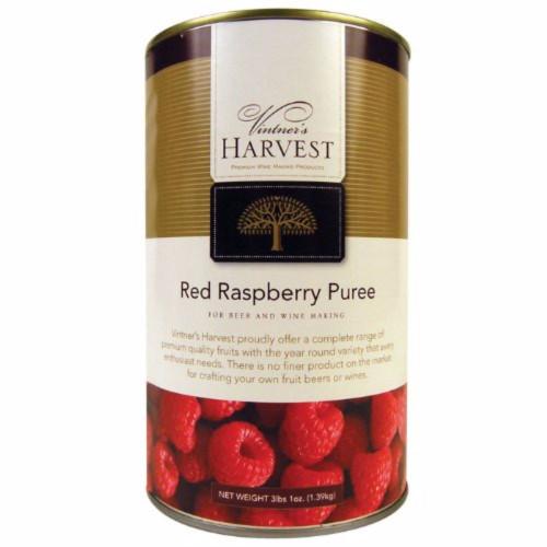 Raspberry Vintners Harvest Fruit Puree 49oz