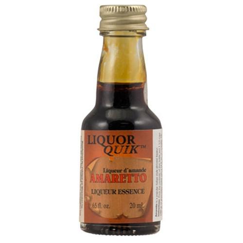 Amaretto Liquor Quik