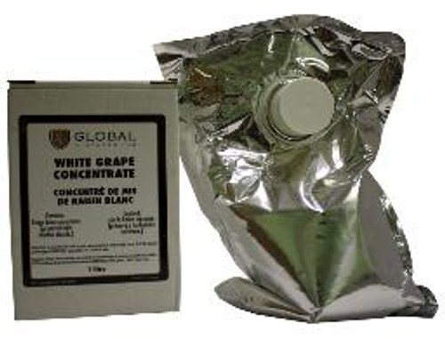 White Grape Concentrate - 1 liter