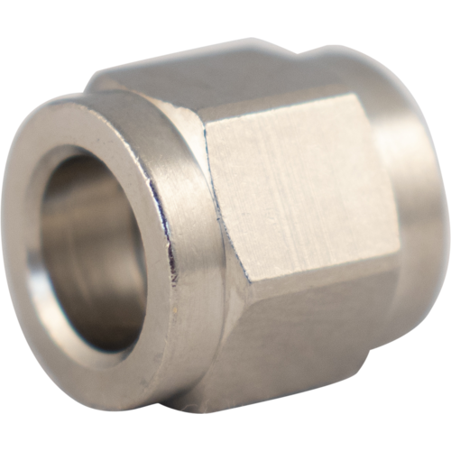 "Hex Nut for 1/4"" MFL Corny Fittings"