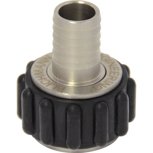 "QuickConnector 1/2"" straight barb"