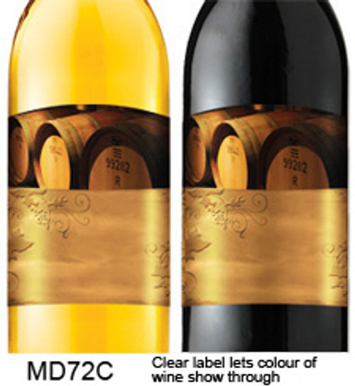 Cellars Labels - 30 ct (MD72C-2)