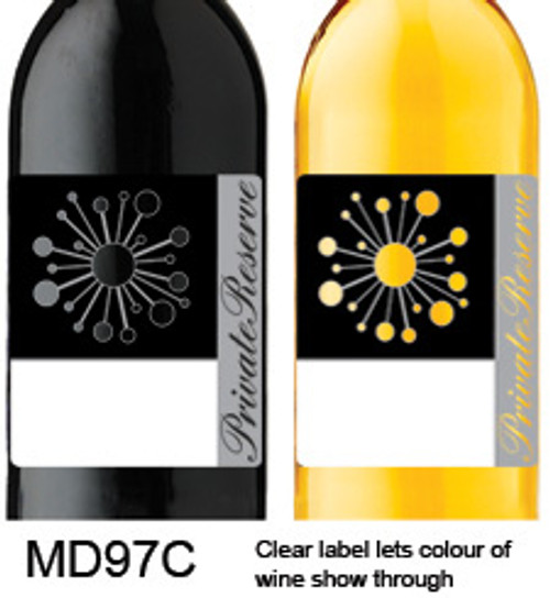 Private Reserve Labels - 30 ct (MD97C)