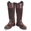 Unicorn Side Zip Country Boots Standard Calf Brown
