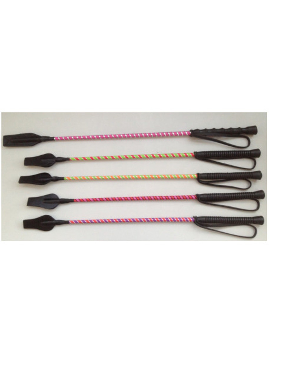 Horse Riding Crop - Multi Colors - Take Your Pick!!