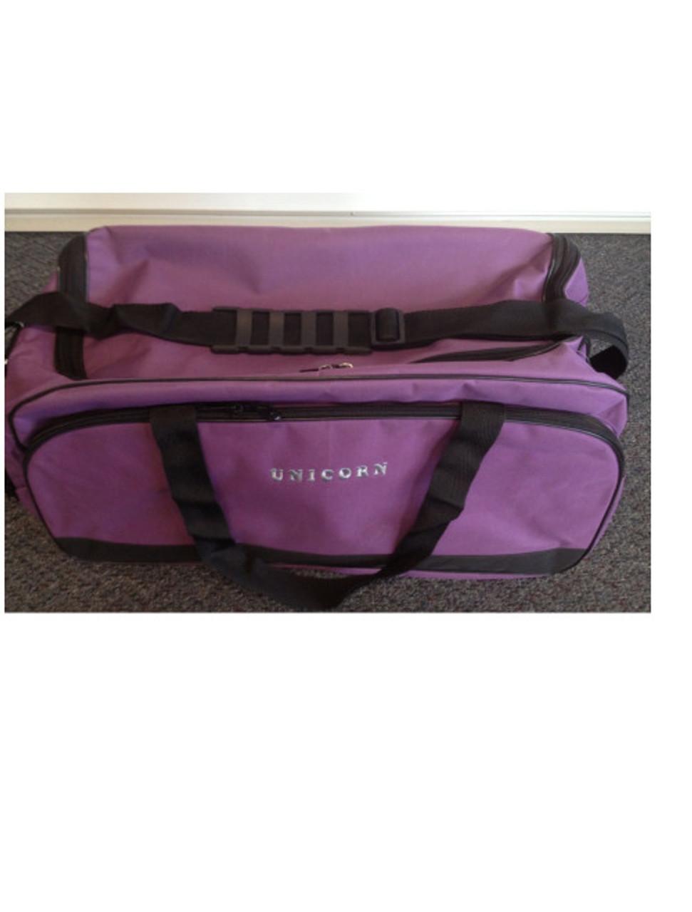 Horse Gear Bag Sports Gear Bag Overnight Bag Purple