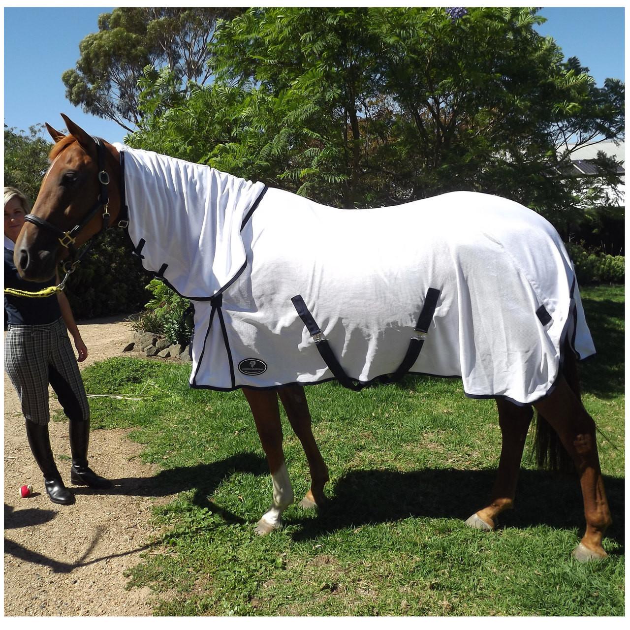 Unicorn Fly Mesh Combo Horse Rug