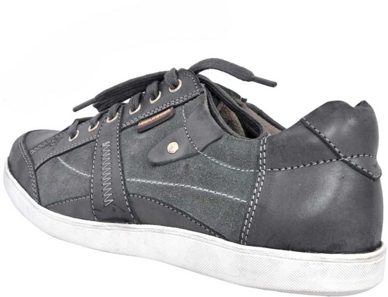 Maplewood Bronx Shoes Grey