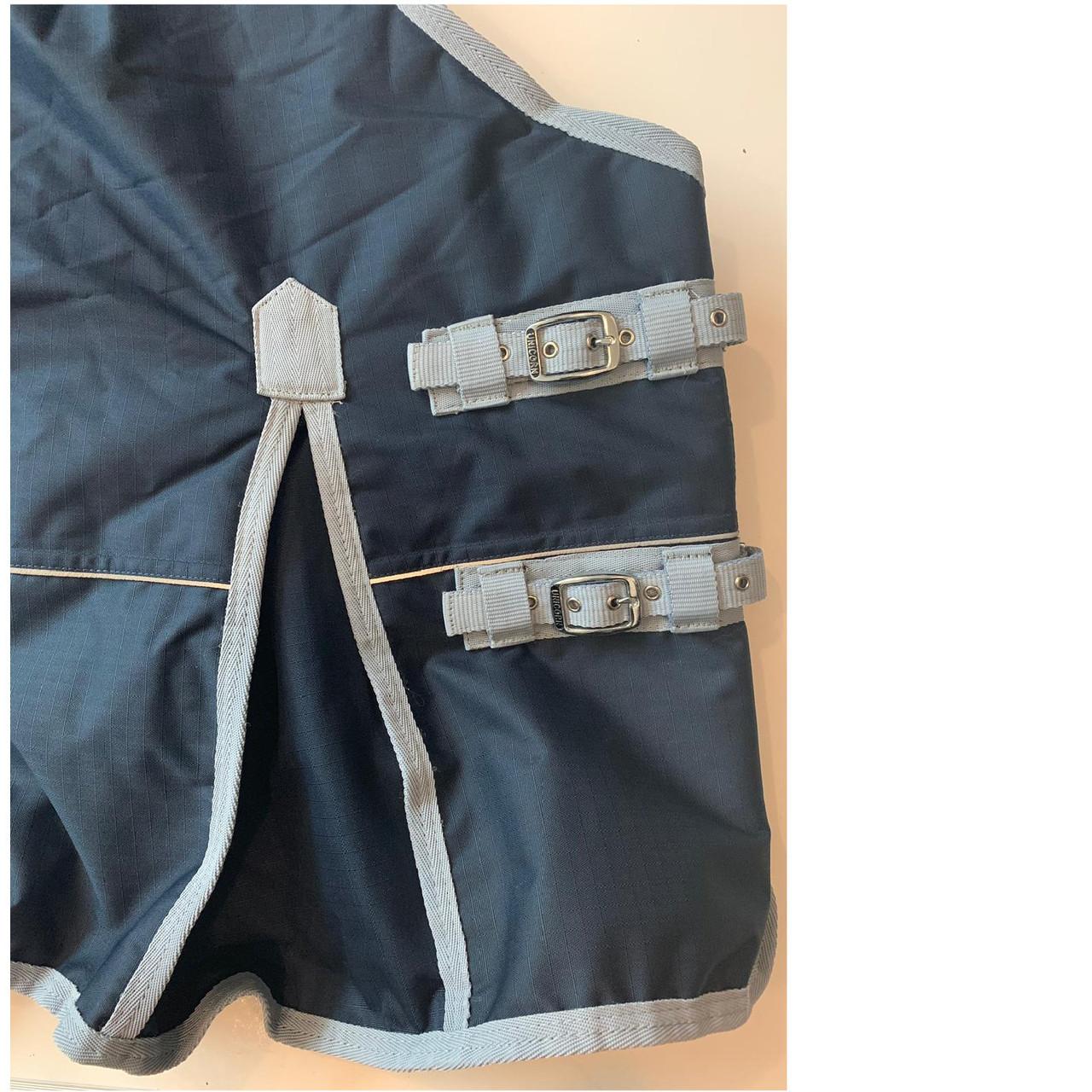 Platinum 600D 220G Fill Waterproof Winter Blanket w/ Detachable Neck Rug