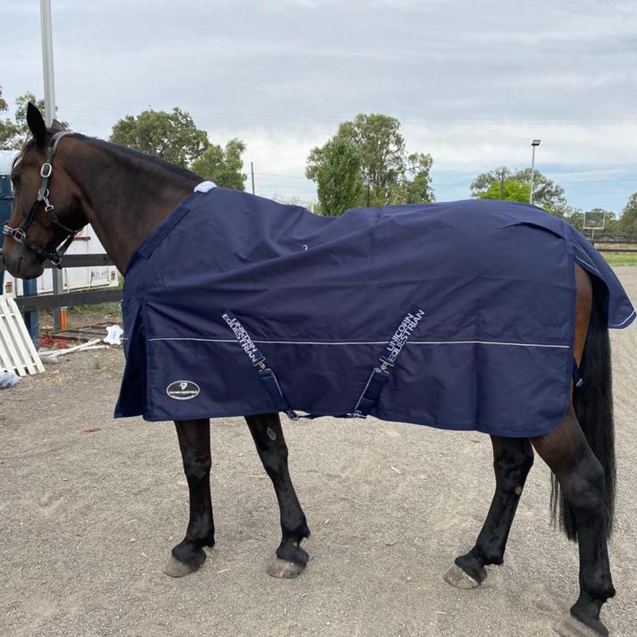 waterproof rainsheet horse rug