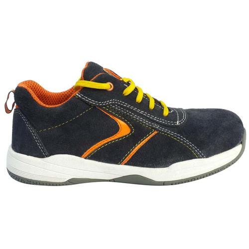 Endura Mens Lightweight Steel Toe Cap Safety Shoes Complies AS/NZS 2210.3