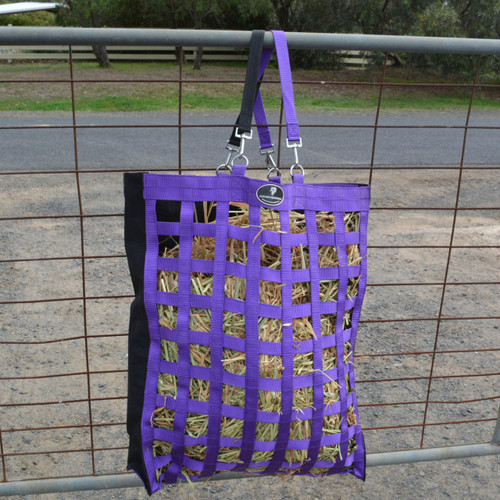 Web Hay Bag