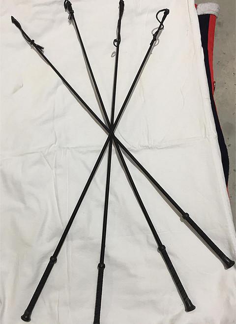 Non Slip 100cm Long Dressage Whip