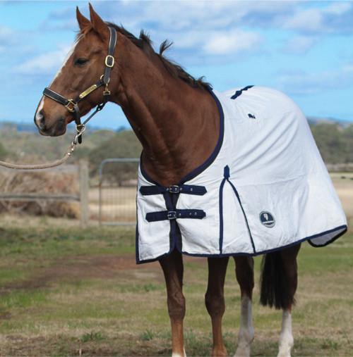 Regular Flag Cotton Horse Rug