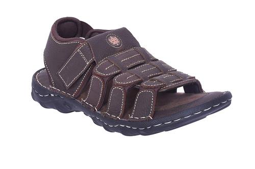 Maplewood Beaufort Leather Fisherman Sandals