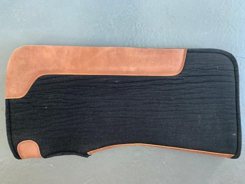 """Unicorn Beige Western Saddle Pad 32"""""""