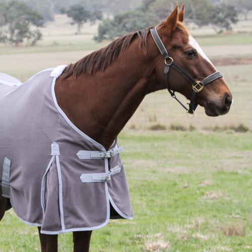 anti piling fleece horse blanket