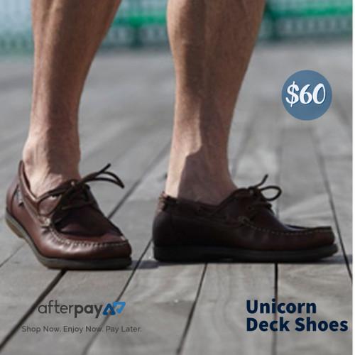 Unicorn Deck Shoes