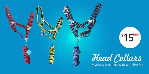 Printed Headcollar Sets