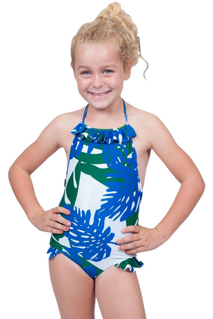 MIKOH Kid Sainte Marine 1 PC Vintage Tahaiti Forest