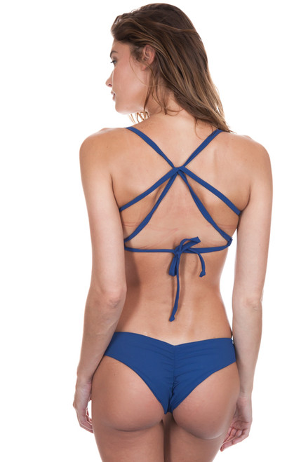 BOYS + ARROWS Clairee Bottom in Blue