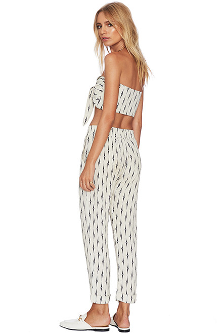 BEACH RIOT Carter Pant in Diamond