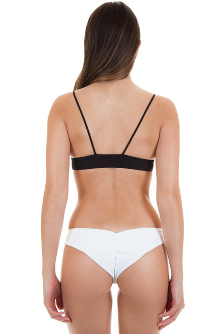 BOYS + ARROWS Clairee Bottom in White