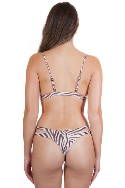 ACACIA Baldwin Bottom in Zebra