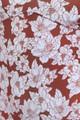 ACACIA Tamarindo Top in Rust Magnolia