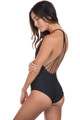 MIKOH Ipanema One Piece in Night