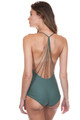 MIKOH Ipanema One Piece in Army